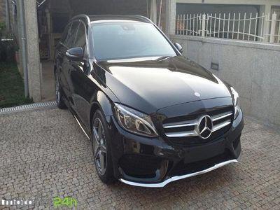 usado Mercedes 220 Classe C Stationd AMG Line