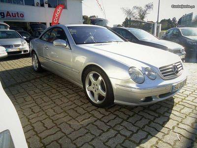 usado Mercedes CL500 V8