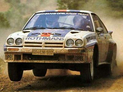 usado Opel Manta Rekord400