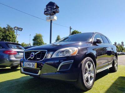brugt Volvo XC60 2.0 D3 Drive R-Design (163cv) (5p)
