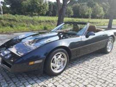 usado Chevrolet Corvette Gasolina