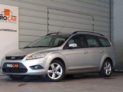 usado Ford Focus Station 1.6 TDCi Trend (109cv) (5p)