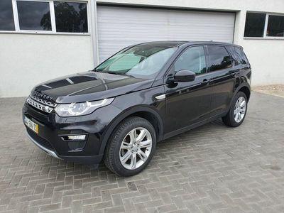 usado Land Rover Discovery Sport HSE