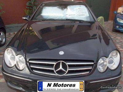 usado Mercedes 220 AvantgardeCDI