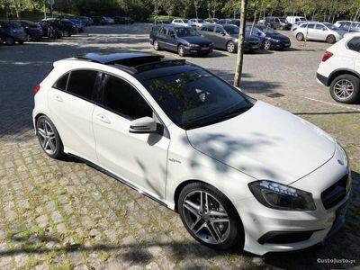 usado Mercedes A45 AMG 30.000kms nacional