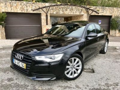 brugt Audi A6 2.0 TDi Business Line S tronic