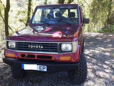 usado Toyota Land Cruiser VKZJ70 - 94