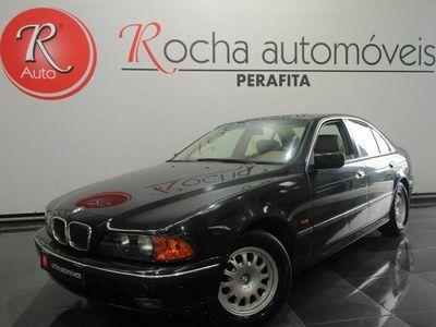 usado BMW 525 TDS 2.5 140 cv