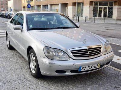 usado Mercedes S320 CDI IUC antigo