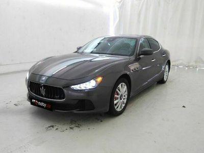 usado Maserati Ghibli 3.0 V6