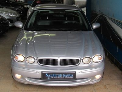 usado Jaguar X-type 2.5 Sport (196cv) (4p)