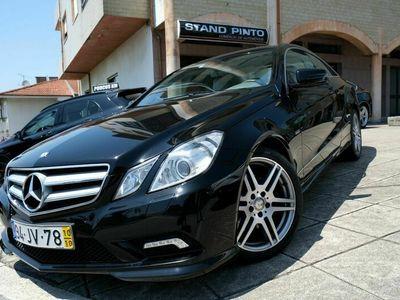 usado Mercedes E250 CDi Avantgarde BlueEfficiency