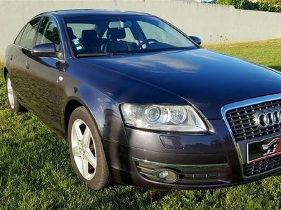 usado Audi A6 2.0 TDi Multi. Exclusive (140cv) (4p)