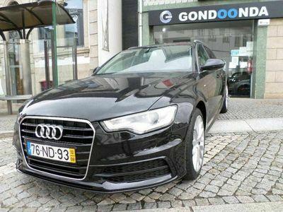 usado Audi A6 Avant 2.0 TDI SLINE