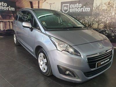 usado Peugeot 5008 1.6 e-HDi 7L Allure 2-T.113g