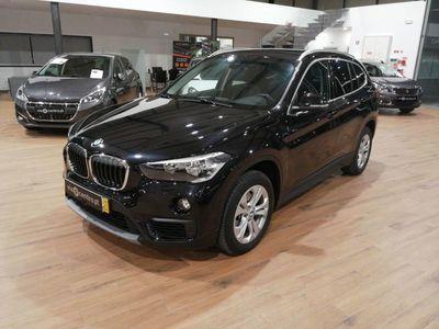 usado BMW X1 SDRIVE 16D EFFICIENT DYNAMICS C/CAM. TRASEIRA