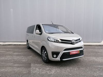 usado Toyota Verso PROACE VERSO ProaceExclusive 9L L2 1.5D 120cv PD Lateral e PD Traseira