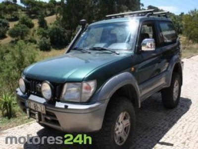 usado Toyota Land Cruiser KZJ90