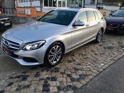 brugt Mercedes 170 Classe C C 220d BlueTEC Avantgarde ()
