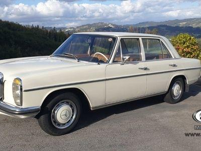 used Mercedes W115 220