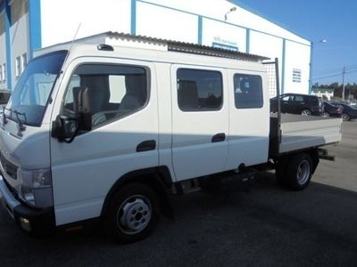 gebraucht Mitsubishi Canter 3C13 D Cab Tripla