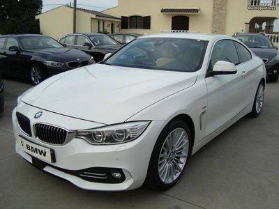 brugt BMW 420 d Line Luxury Auto