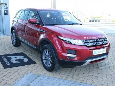 used Land Rover Range Rover evoque 2.2 ED4 Dynamic