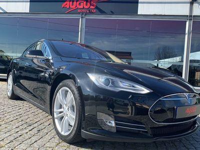used Tesla Model S 85
