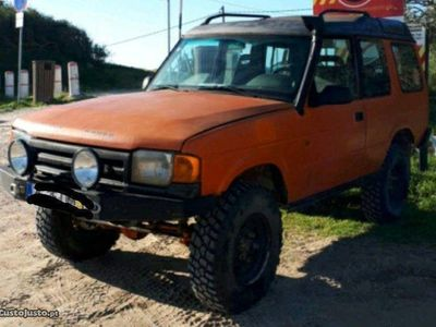 usado Land Rover Discovery 300 tdi