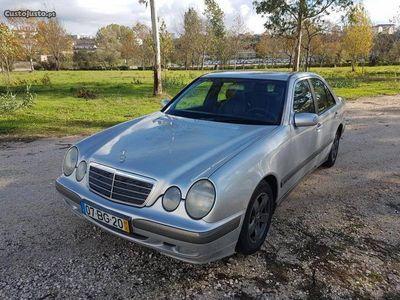 usado Mercedes E220 2.2 dci