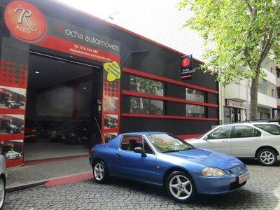 usado Honda CR-X CRX Civic1.6 VTEC 165cv Lindo
