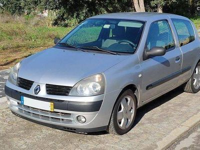 brugt Renault Clio Fase 2 .5 DCI A/C