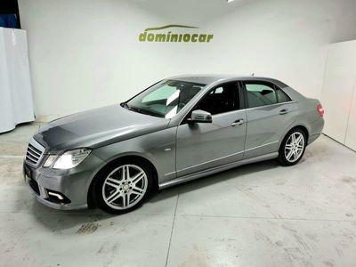 usado Mercedes E250 CDi AMG BlueEfficiency Auto
