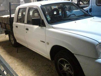 usado Mitsubishi L200 2.5 td