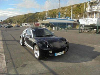 used Smart Roadster coupe