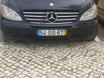 usado Mercedes Viano 8 lugares