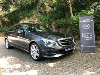 brugt Mercedes E300 BLUETEC HYBRID - NACIONAL