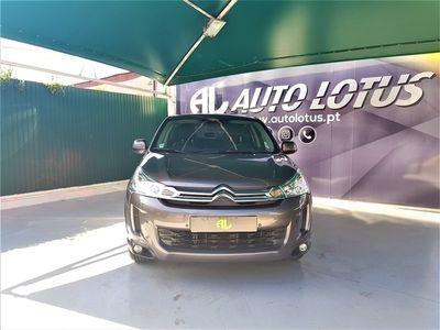 usado Citroën C4 Aircross 1.6 HDI 115 CV