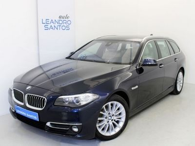usado BMW 520 Série 5 d Touring Line Luxury Auto