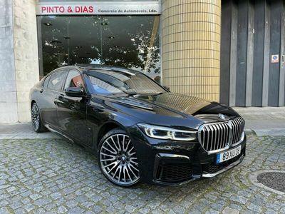 usado BMW 750L d xDrive Pack M Auto