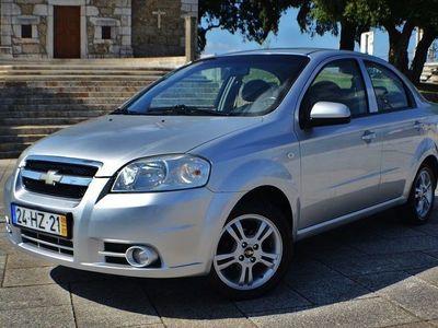 usado Chevrolet Aveo 1.4 LT (GPL) Sedan