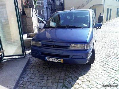 gebraucht Citroën Evasion 2.1td