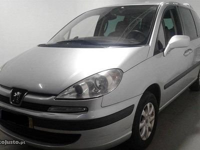 gebraucht Peugeot 807 2.2hdi 7lugares