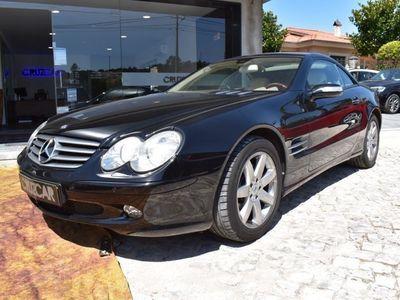 usado Mercedes SL350 ---