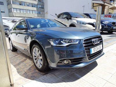 usado Audi A6 Avant 3.0 TDI V6 BUSINESS