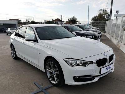 usado BMW 318 D Auto Sport Line