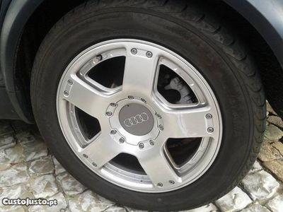 usado Audi A6 Allroad 2.5 tdi 185cv