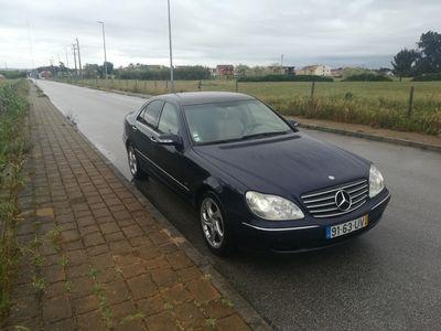 usado Mercedes S320 Avantgarde cdi