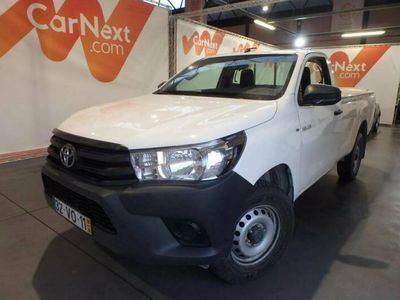 usado Toyota HiLux 2.4 D-4D 4WD CS CM
