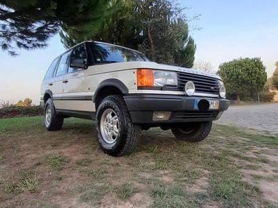 usado Land Rover Range Rover P38
